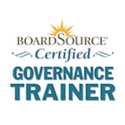 Board Source Certified Trainer