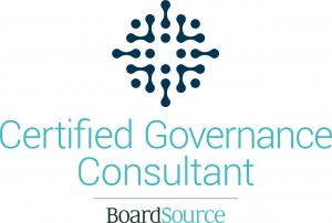 BoardSource affiliated governance consultant